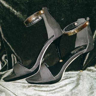 Summer High Heels ( White ) 🌚