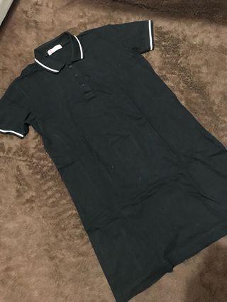 polo shirt dress