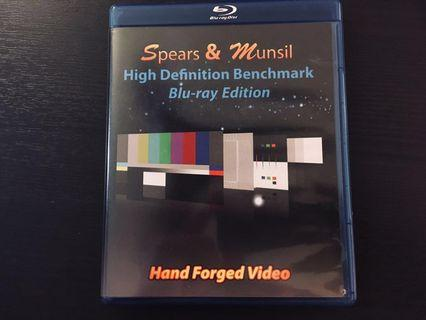 Spears & Munsil HD benchmark Blu-ray edition