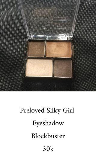 Silky Girl Eyeshadow Blockbuster