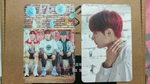 [WTS] Hi-STAY Official Goods - Lucky Box (I.N photocards & Vocalracha)