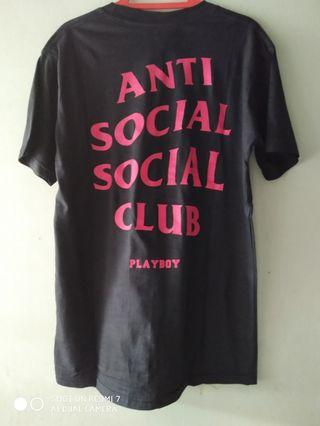 Anti Social Social Club ( ASSC ) x Playboy
