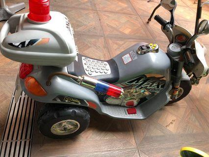 🚚 Electric Motorbike for children