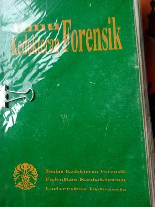 Buku Ilmu Kedokteran Forensik