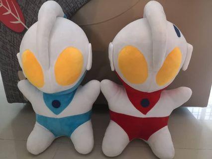 #CherasLM Ultraman soft toys