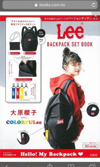 🚚 (全新)Lee 新款包包+側背袋