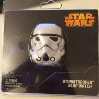 Star War卡通錶 香港迪士尼帶回 全新