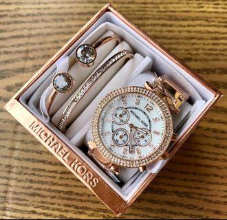 Micheal Kors Watch & Accessories 💯Authentic