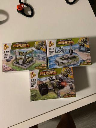 超野戰地車玩具