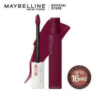 Maybelline SuperStay Matte Ink  - Transformer