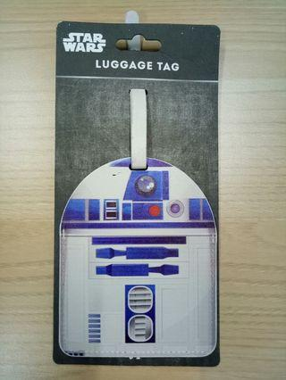 Star Wars Luggage Tag R2-D2