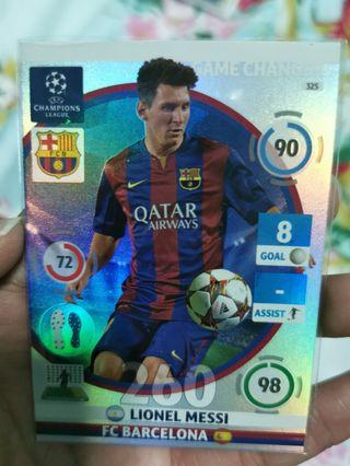 🚚 UCL 2014/15 Lionel Messi Game Changer