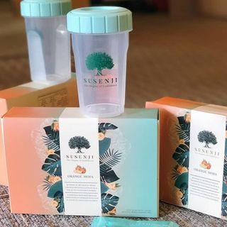 [Value Trial Pack] SUSENJI ORANGE MOFA 香橙魔法🍊天然纤体排毒饮品 100% Original 正品保证 #NEW99