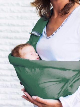 荷蘭 Minimonkey 時尚親密嬰兒背巾揹帶 baby sling