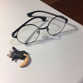 🚚 文青必備ㄉ圓框眼鏡