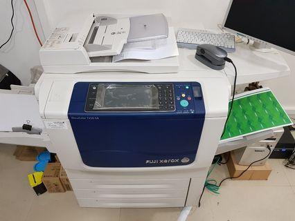 🚚 Fuji Xerox Docu 1450 Printer + Server U