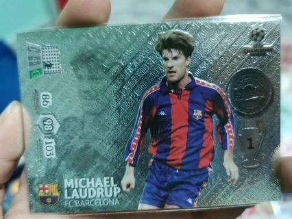 🚚 UCL 2012/13 Legend Michael Laudrup
