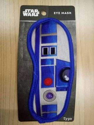 Star Wars Eye Mask R2-D2