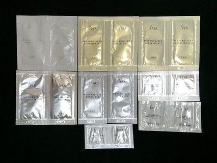 IPSA samples