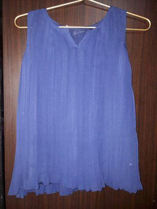 #BAPAU Blue Top