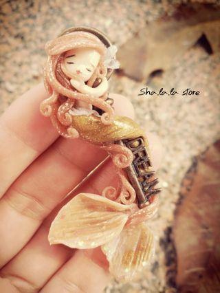 "🚚 ""Dream Mermaid"" Pendant handmade collection"