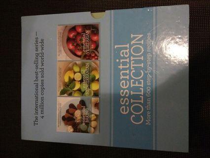 Essential Collection Cookbooks