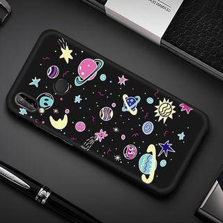 Matte soft TPU casing Huawei P20