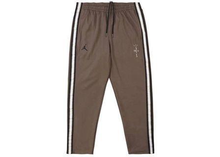 Travis Scott x Jordan Track Pant 聯名長褲 全新現貨在台 S號