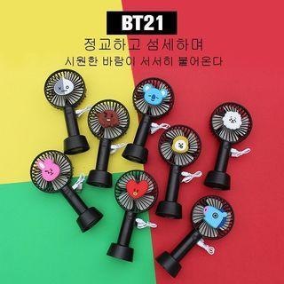 BT21 handy fan