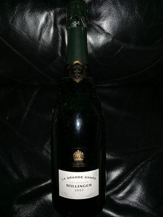 2007 Bollinger La Grande Annee Brut (香檳)