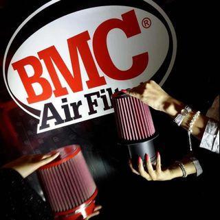 意大利 BMC 高流量汽車引擎風隔