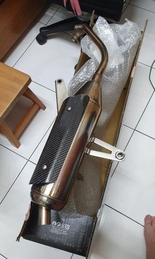 BWS 125白鐵管