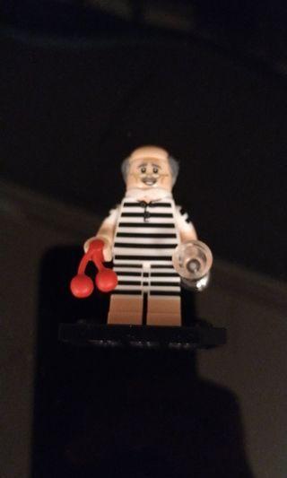 樂高 Lego batman minifigure