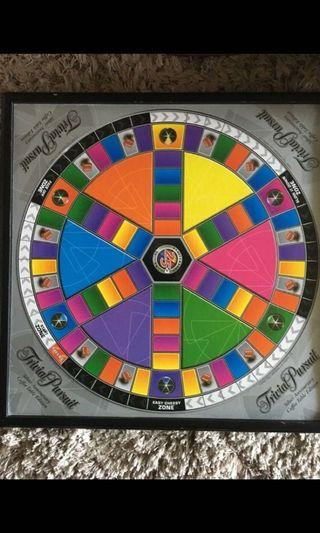 Like new! Trivial pursuit: 25th anniversary edition