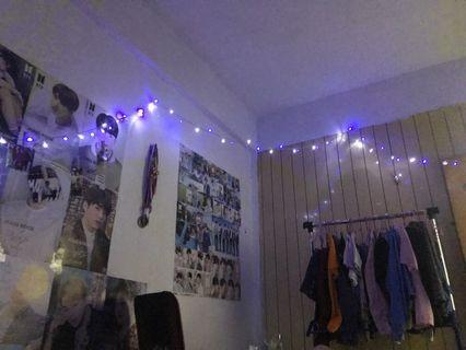 🚚 10米長裝飾燈
