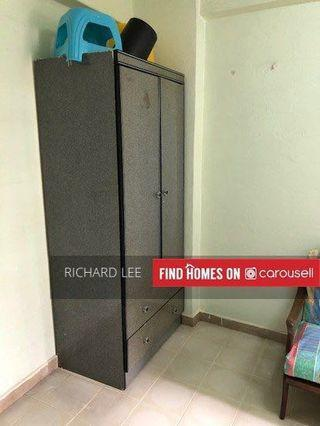 Room for one male tenant Redhill MRT Direct Tenant No Agent Fee