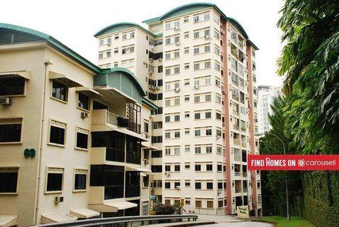 2 bedroom whole unit for rent Cavenagh Gardens Direct Tenant No Agent Fee