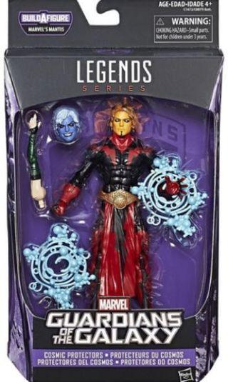 Adam Warlock Guardians Galaxy