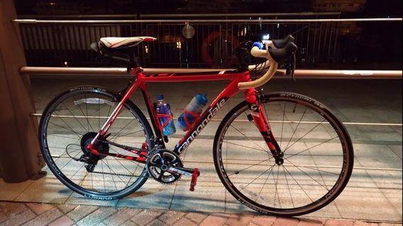 Cannondale caad 10 rival