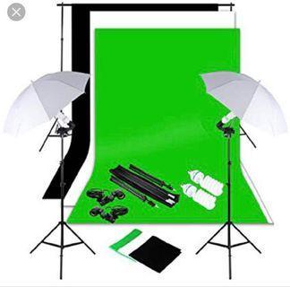 Excelvan Photography Lighting Kit
