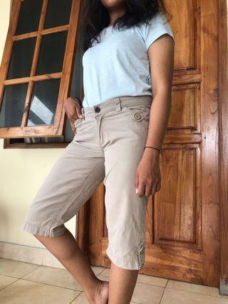 #BAPAU Celana selutut