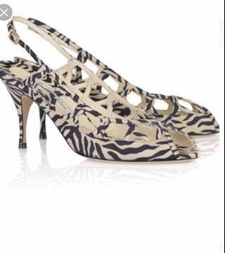 Designer Brian Atwood Heels Sandals