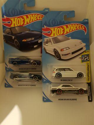 Hot Wheels Mainline For Sale