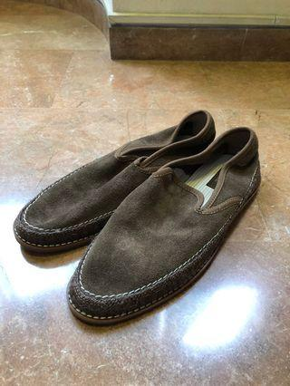 🚚 Timberland Suede Leather loafers