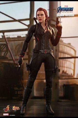 4/27 (公開首日單) - Black Widow Hot Toys Avengers End Game