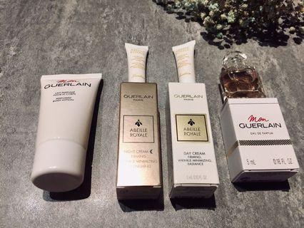 Guerlain samples