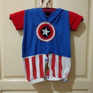 Jumper captain america