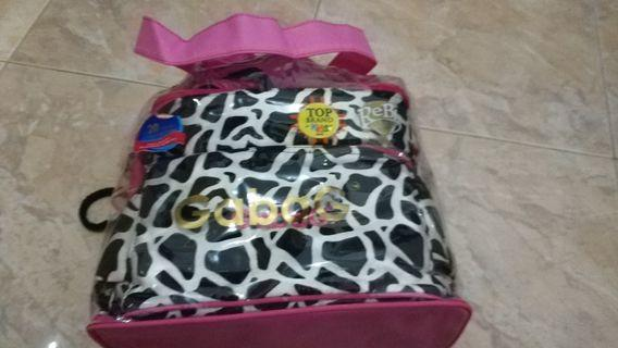 Gabag Cooler Bag Milky Cow Bigger Size