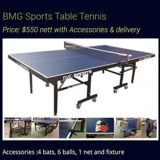 Brand New Table Tennis (BMG)