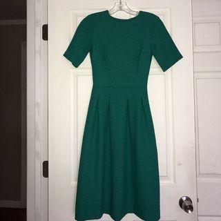 H&M vintage flare Dress